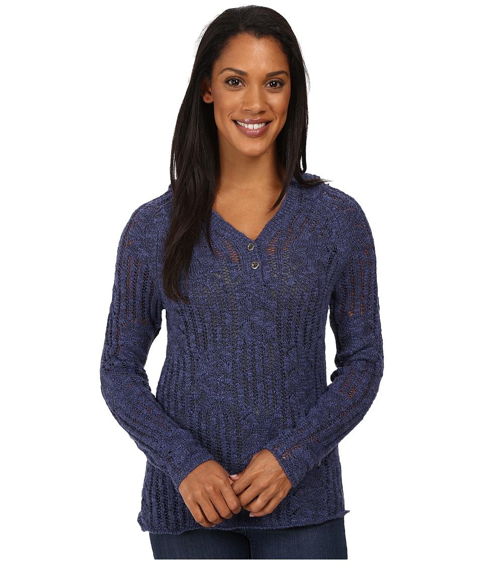 Aventura Clothing - Skyler Sweater (Blue Indigo) Women's Sweater