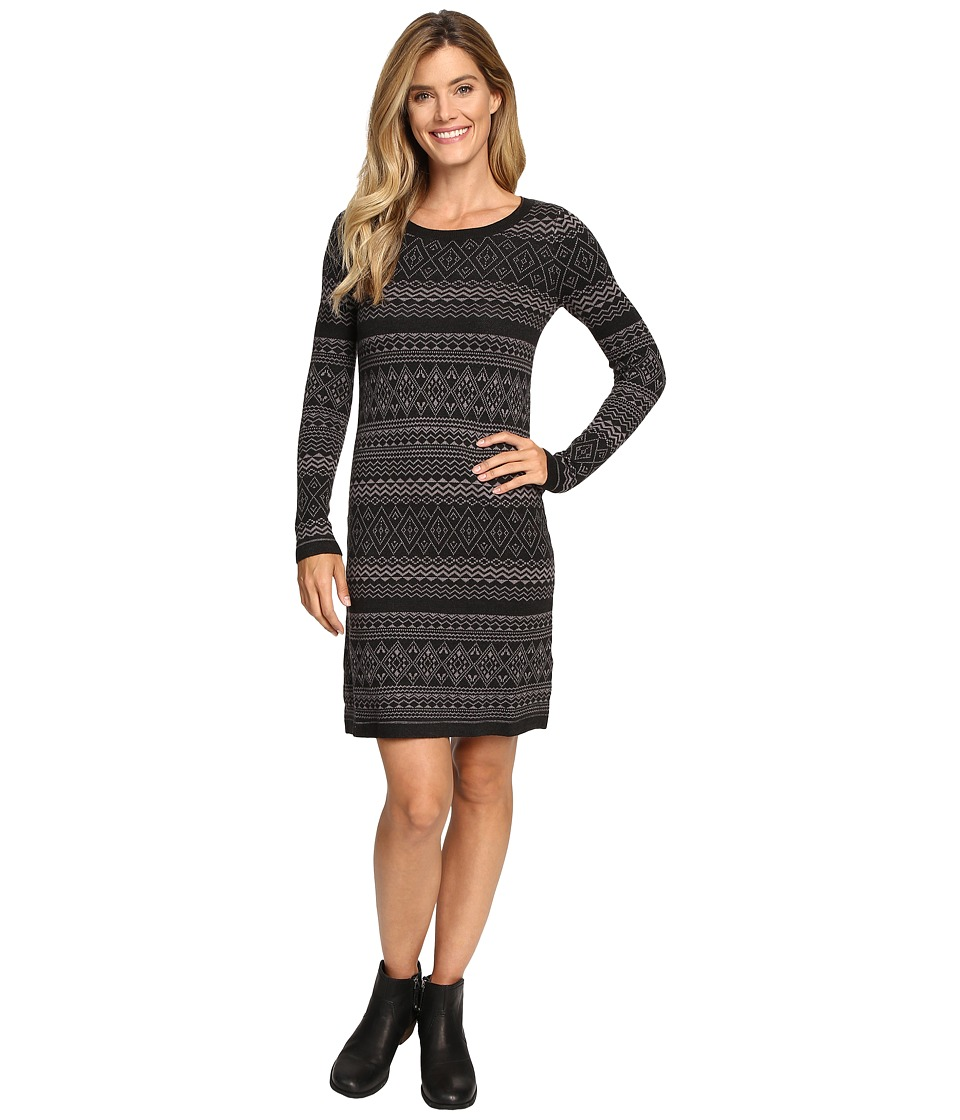 Aventura Clothing - Clara Dress (Black/Smoked Pearl) Women's Dress