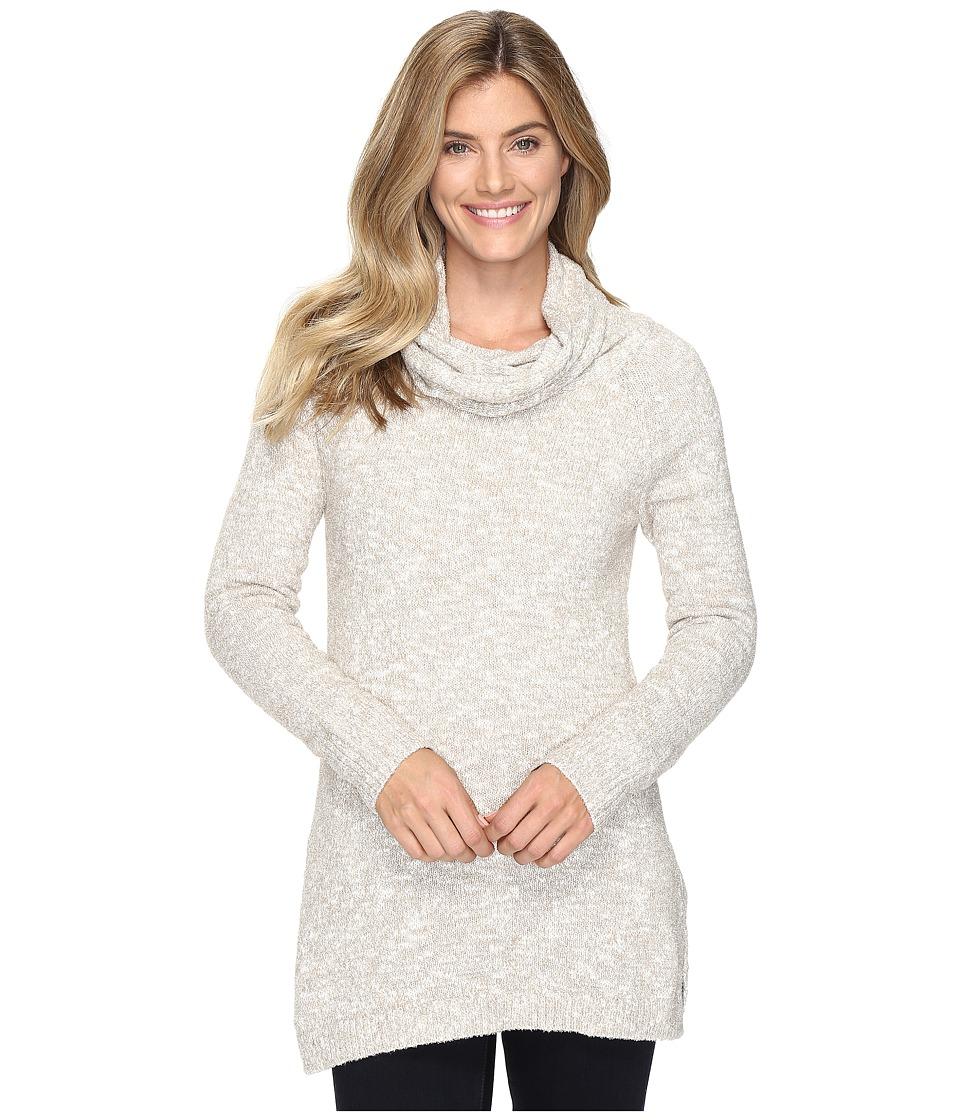ExOfficio - Lorelei Infinity Cowl Neck (Tawny Heather) Women's Sweater