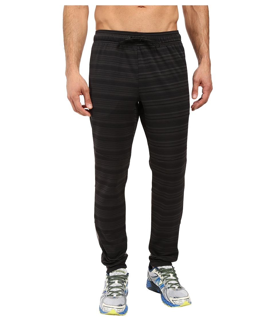 New Balance - Kairosport Pants (Black Heather) Men's Casual Pants