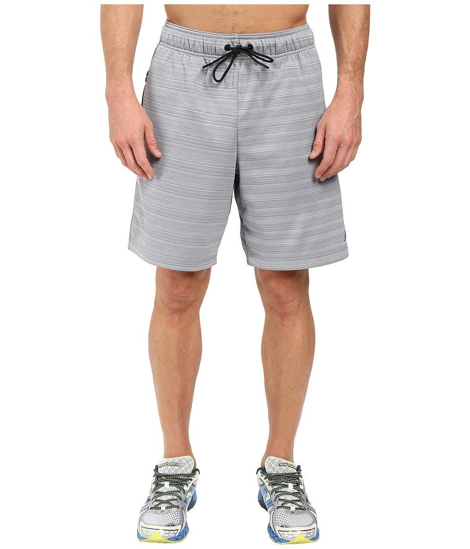 New Balance Kairosport Shorts (Athletic Grey) Men