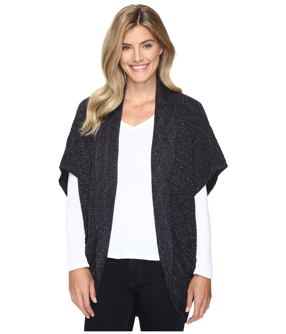 ExOfficio Lorelei Cocoon Wrap (Black Heather) Women