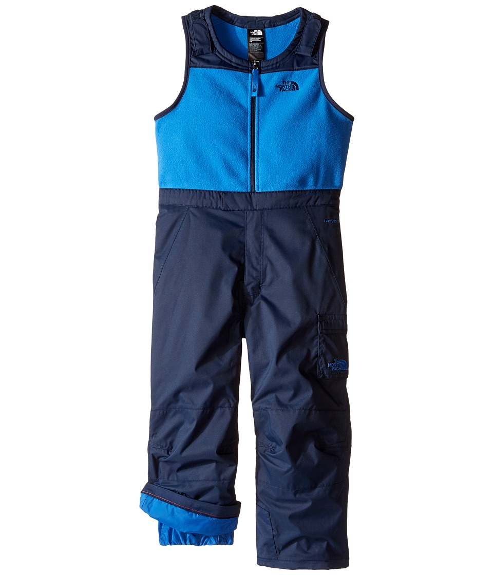 The North Face Kids - Insulated Bib (Toddler) (Cosmic Blue) Boy's Snow Bibs One Piece