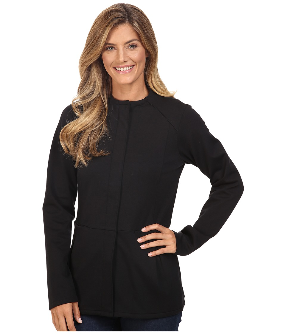 ExOfficio - Odessa Jacket (Black) Women's Coat