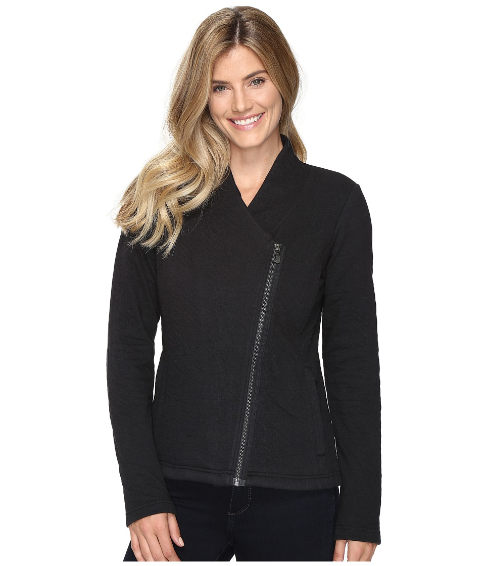 ExOfficio - Olena Cardigan (Black) Women's Sweater