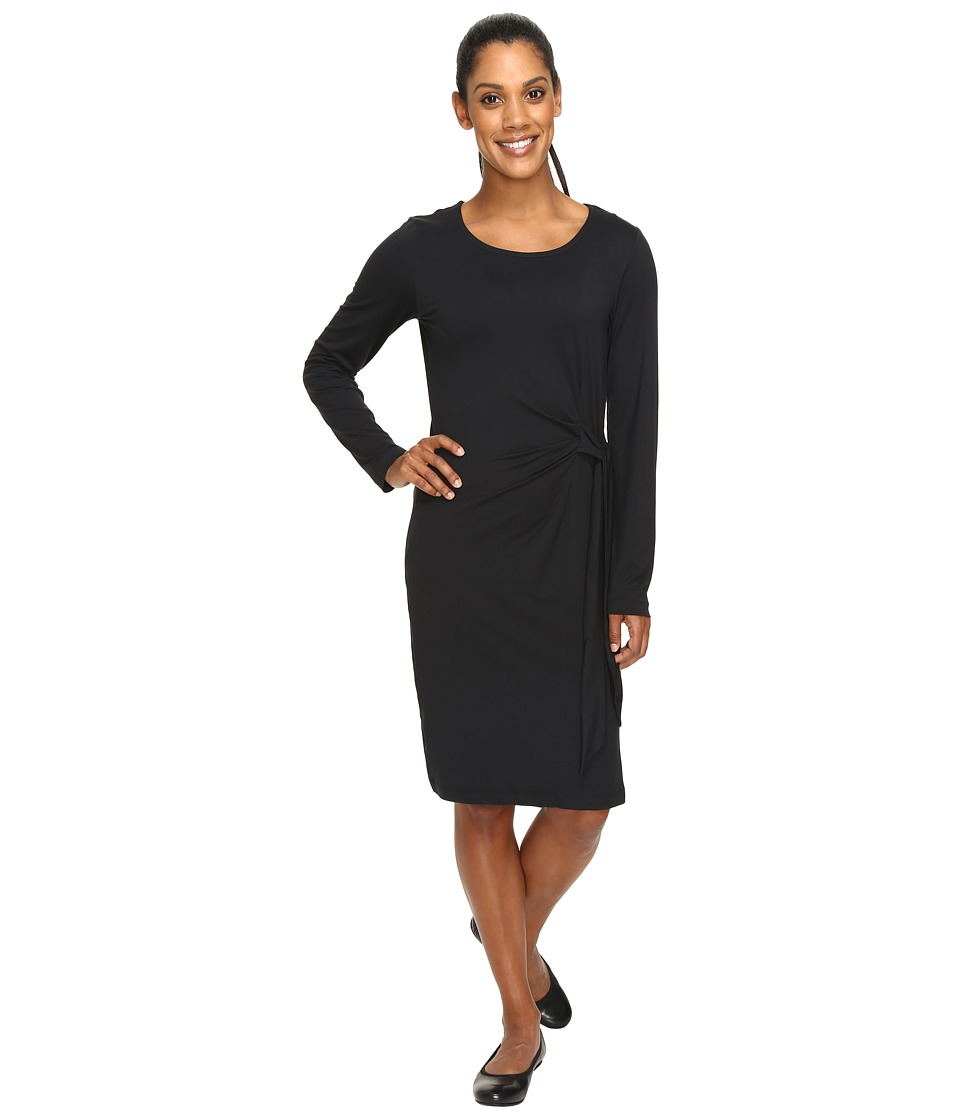 ExOfficio Wanderlux Salama Dress (Black) Women