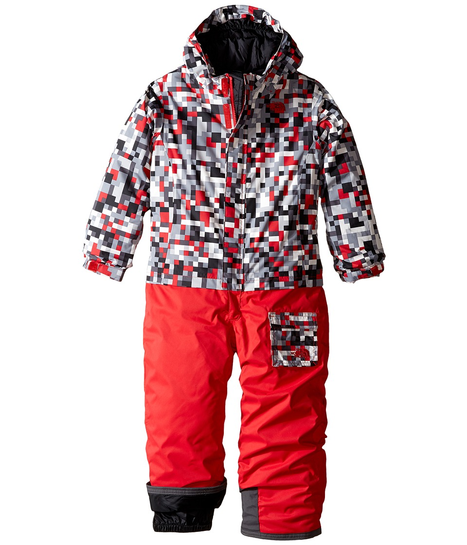 The North Face Kids - Insulated Jumpsuit (Toddler) (TNF Red) Boy's Jumpsuit & Rompers One Piece