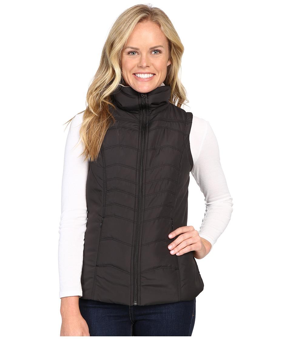 Aventura Clothing - Granada Vest (Black) Women's Vest