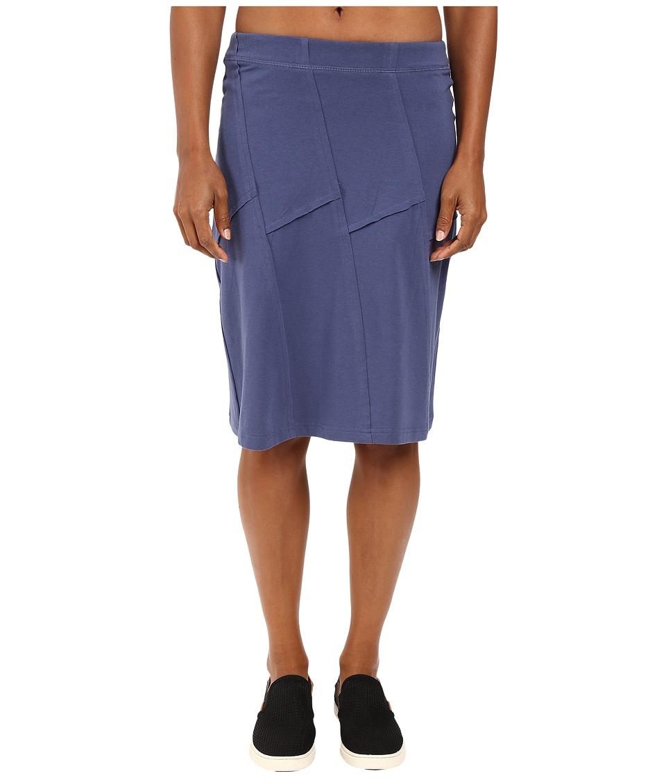 Aventura Clothing - Beth Skirt (Blue Indigo) Women's Skirt