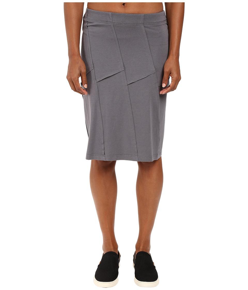 Aventura Clothing - Beth Skirt (Smoked Pearl) Women's Skirt