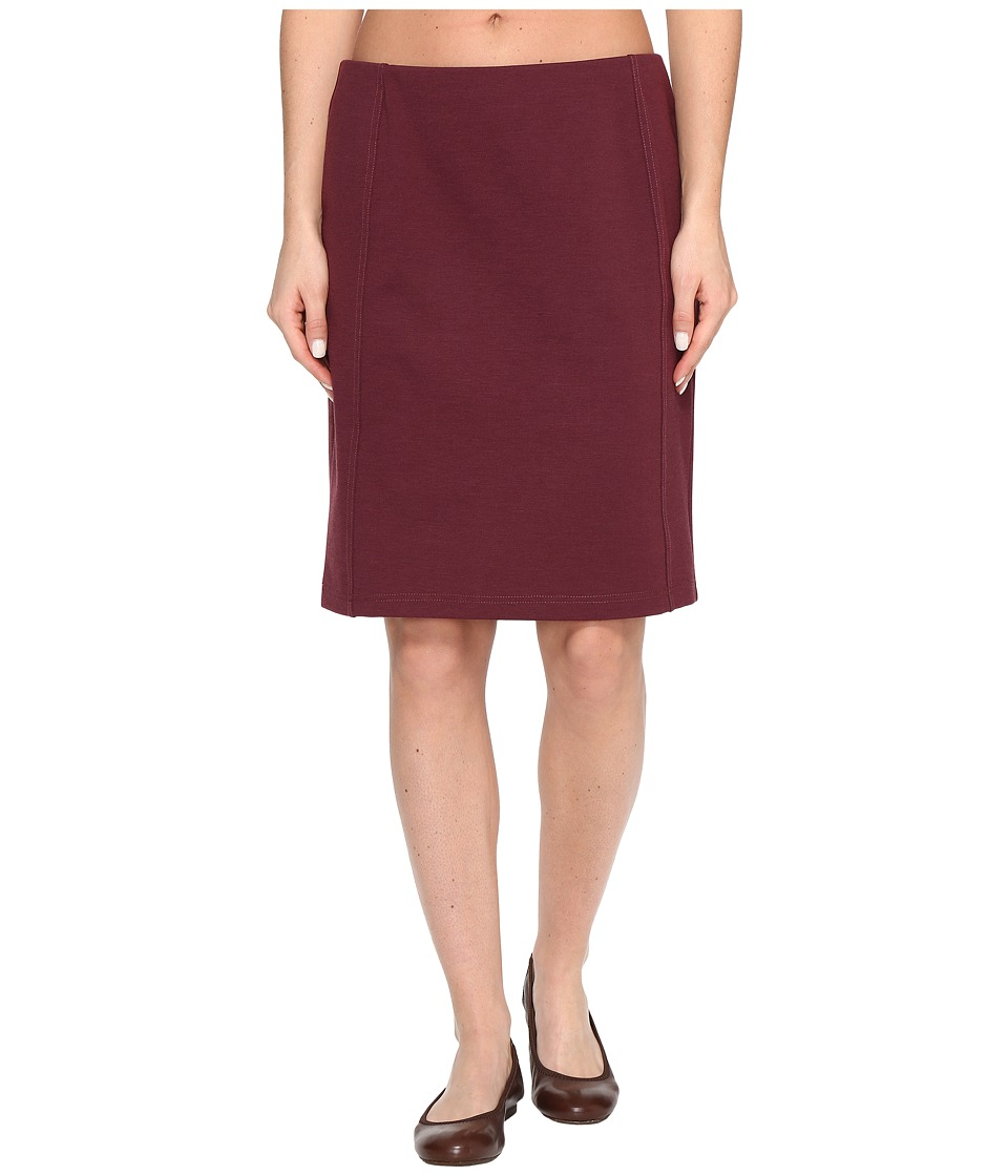 ExOfficio - Odessa Skirt (Brandy) Women's Skirt