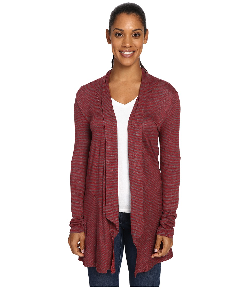 Aventura Clothing - Claire Wrap (Gypsy Red) Women's Sweater