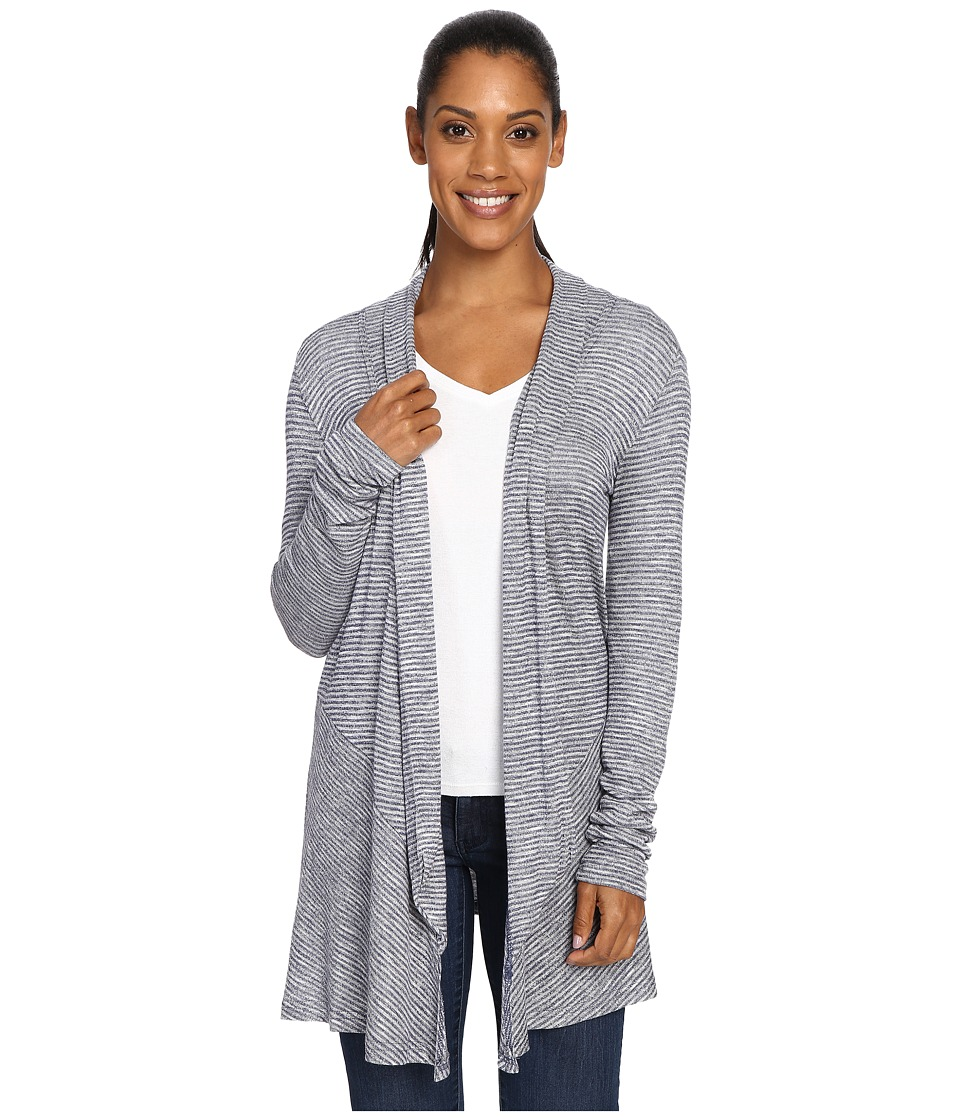 Aventura Clothing - Claire Wrap (Blue Indigo) Women's Sweater