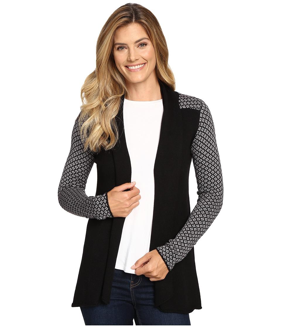 Aventura Clothing - Gabby Sweater (Black/Silver Sconce) Women's Sweater