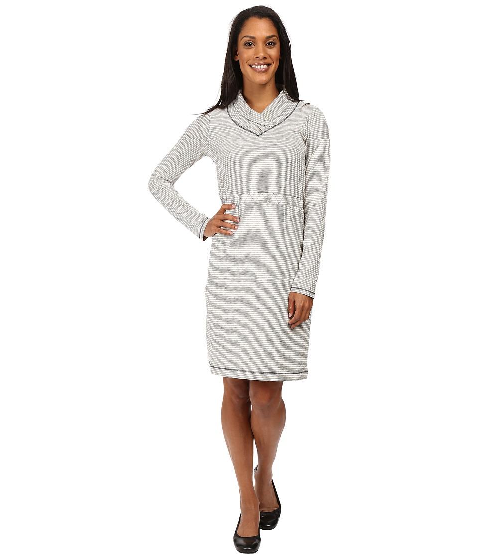 Aventura Clothing Camilla Dress (Indigo Blue Stripe) Women
