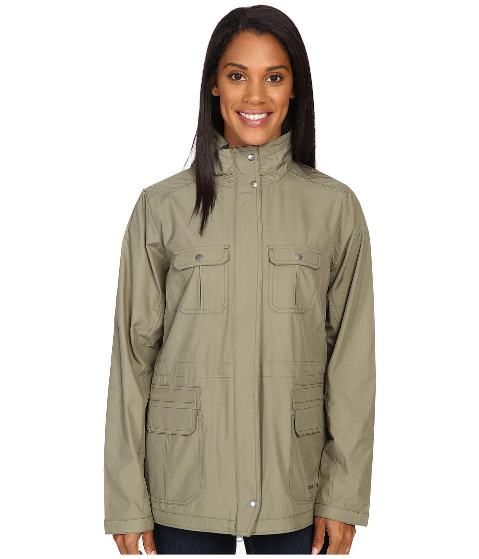 ExOfficio FlyQ Jacket (Bay Leaf) Women