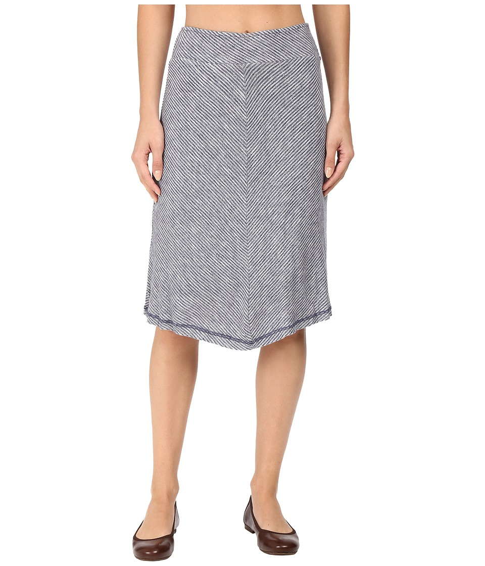 Aventura Clothing - Cadence Skirt (Blue Indigo) Women's Skirt