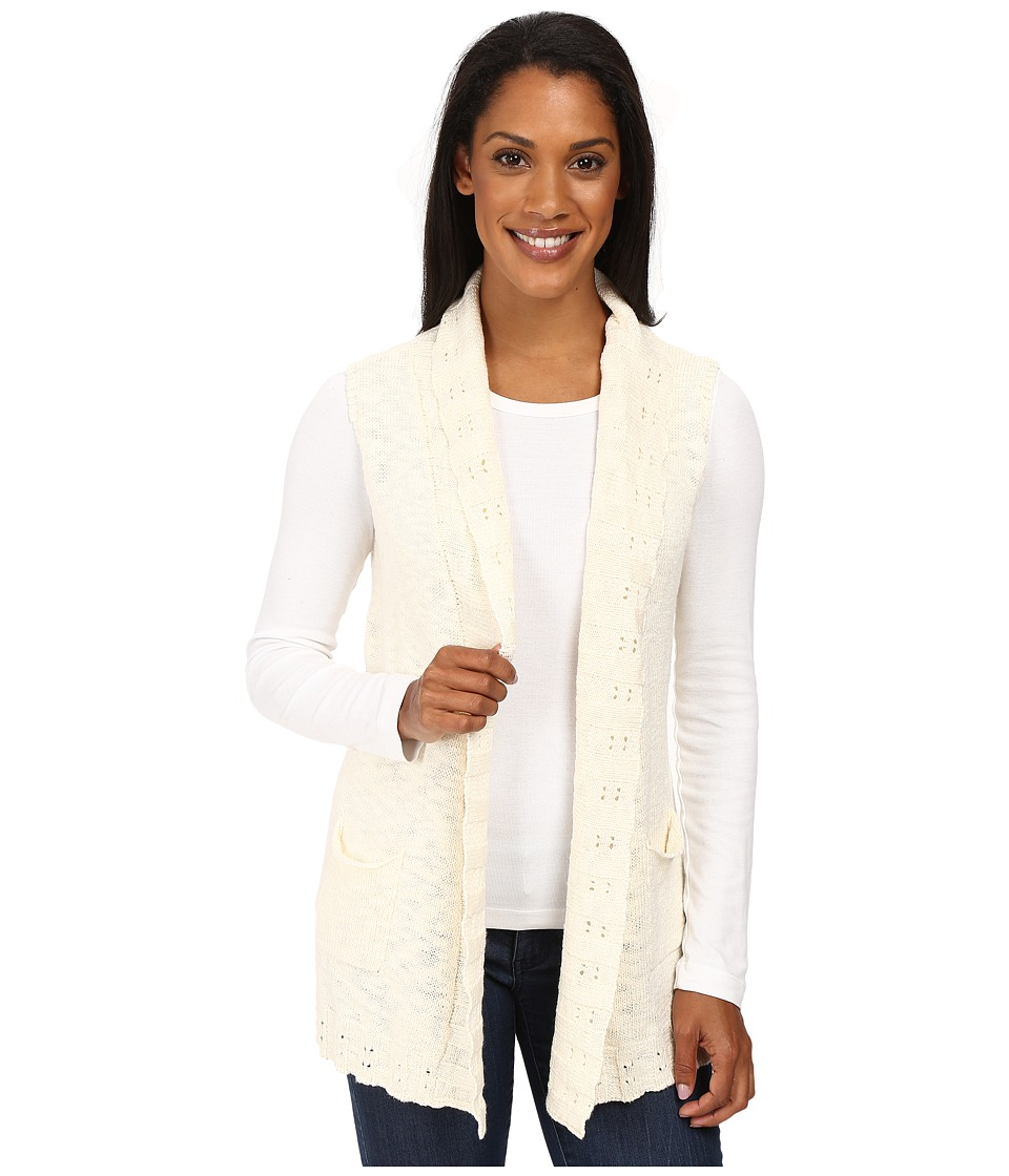 Aventura Clothing - Kennedy Sweater (Whisper White) Women's Sweater
