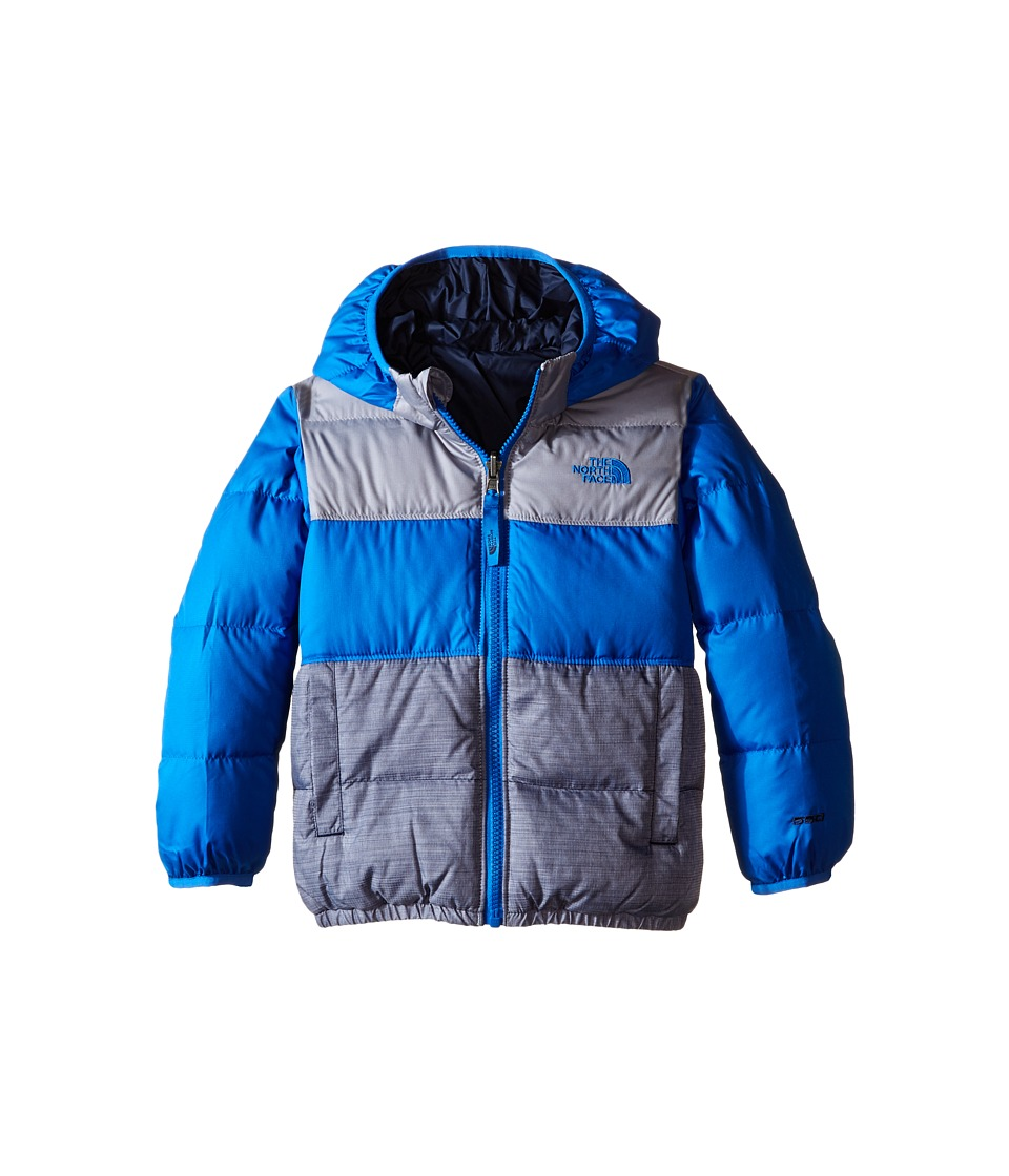 The North Face Kids - Reversible Moondoggy Jacket (Toddler) (Jake Blue) Boy's Coat