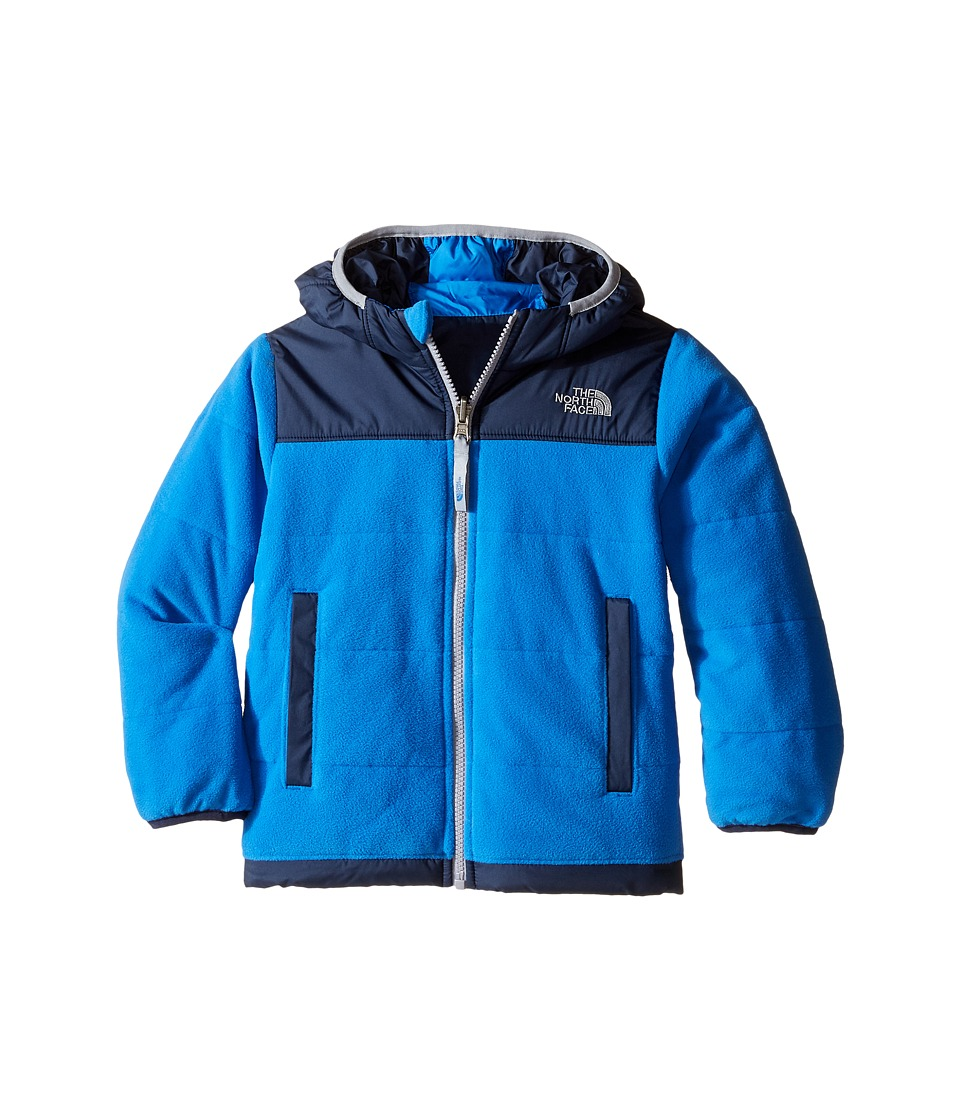 The North Face Kids - Reversible True Or False Jacket (Toddler) (Jake Blue) Boy's Coat