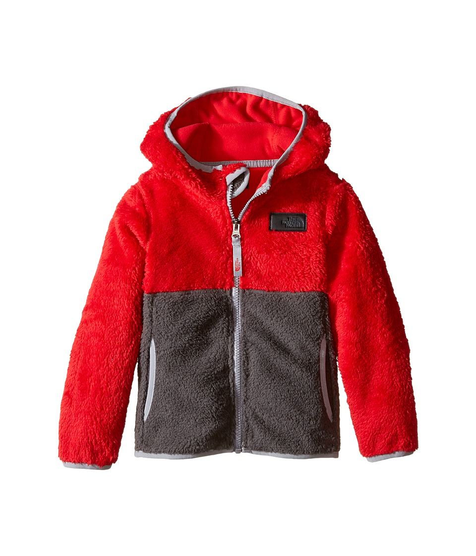 The North Face Kids - Sherparazo Hoodie (Toddler) (TNF Red (Prior Season)) Boy's Coat