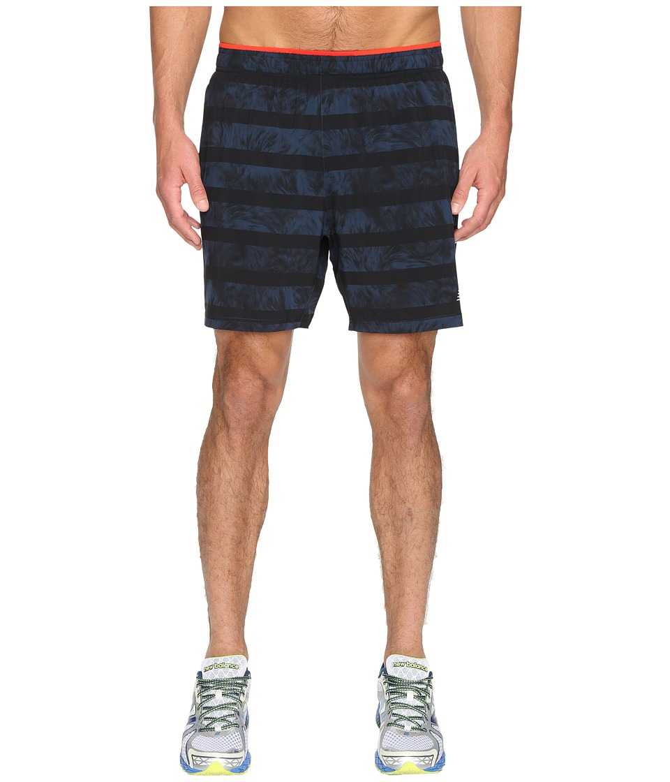 New Balance - Woven 2-in-1 Short (Galaxy) Men's Shorts