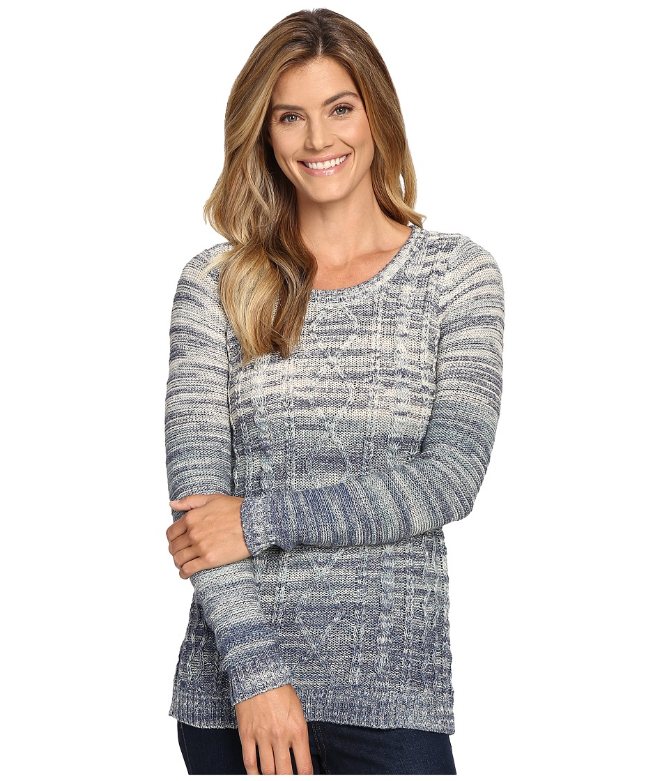 Aventura Clothing - Rochelle Sweater (Blue Indigo) Women's Sweater