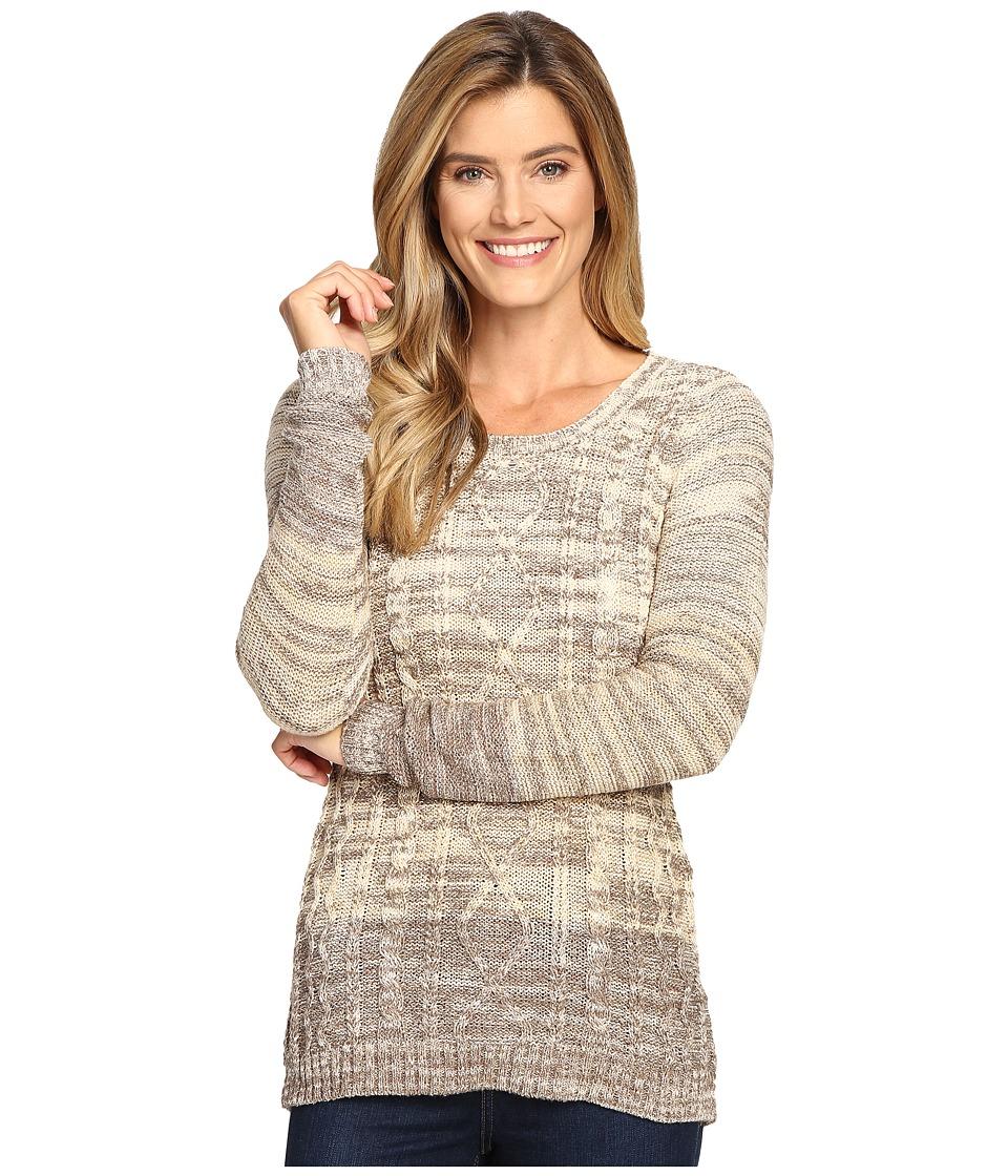 Aventura Clothing - Rochelle Sweater (Whisper White) Women's Sweater