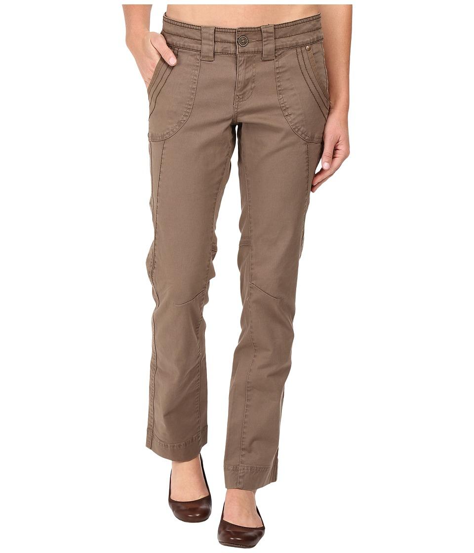 Aventura Clothing - Carlin Pants (Walnut) Women's Casual Pants