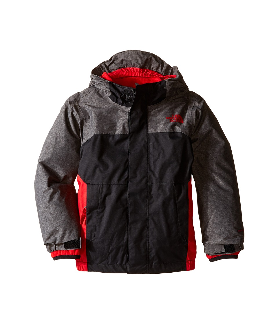 The North Face Kids - Vortex Triclimate Jacket (Toddler) (TNF Black) Boy's Coat