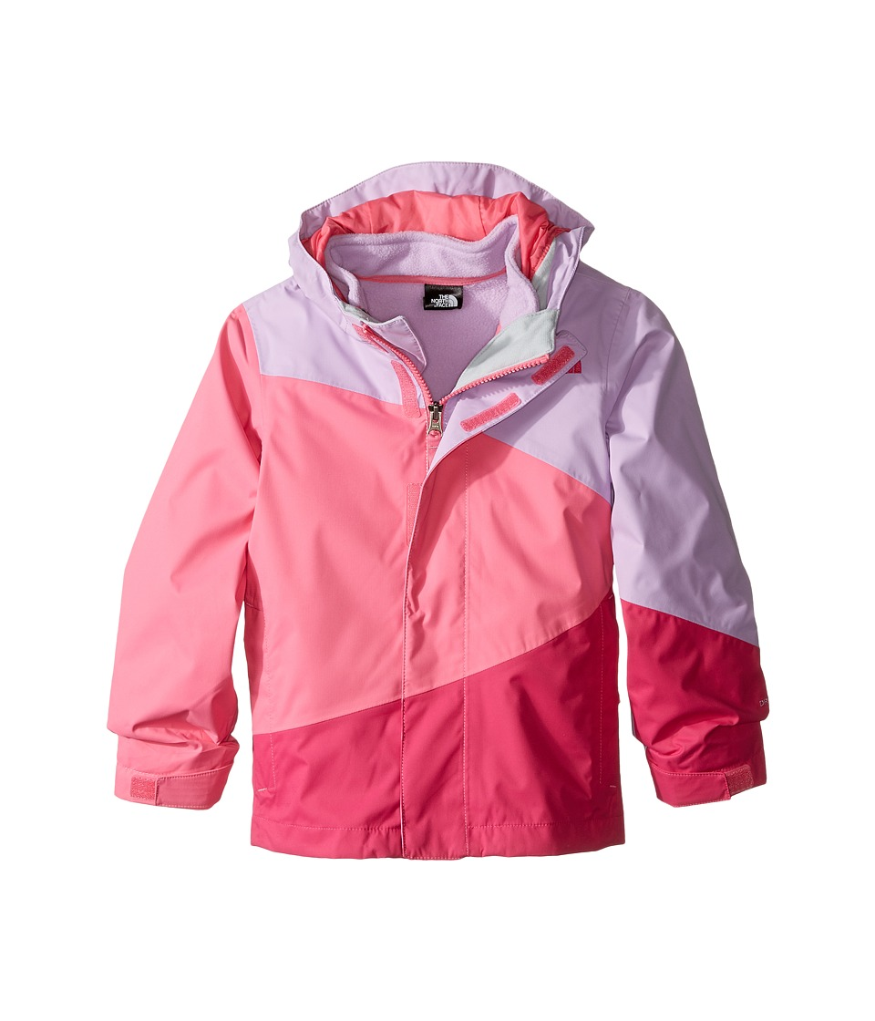 The North Face Kids - Mountain View Triclimate Jacket (Toddler) (Lupine) Girl's Coat
