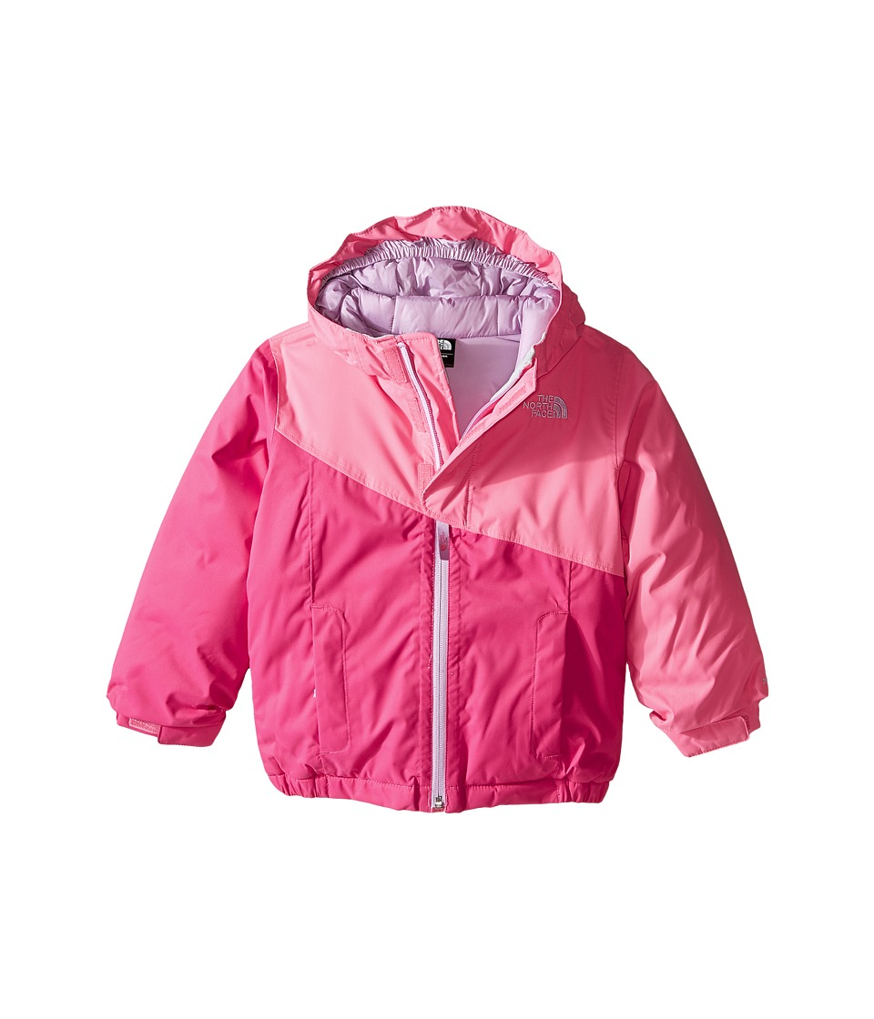 The North Face Kids - Casie Insulated Jacket (Toddler) (Cha Cha Pink) Girl's Coat