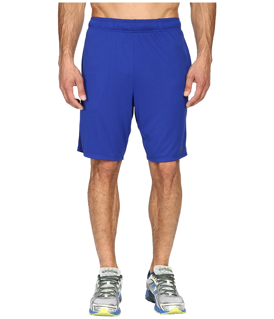 New Balance - Versa Shorts (Marine Blue) Men's Shorts