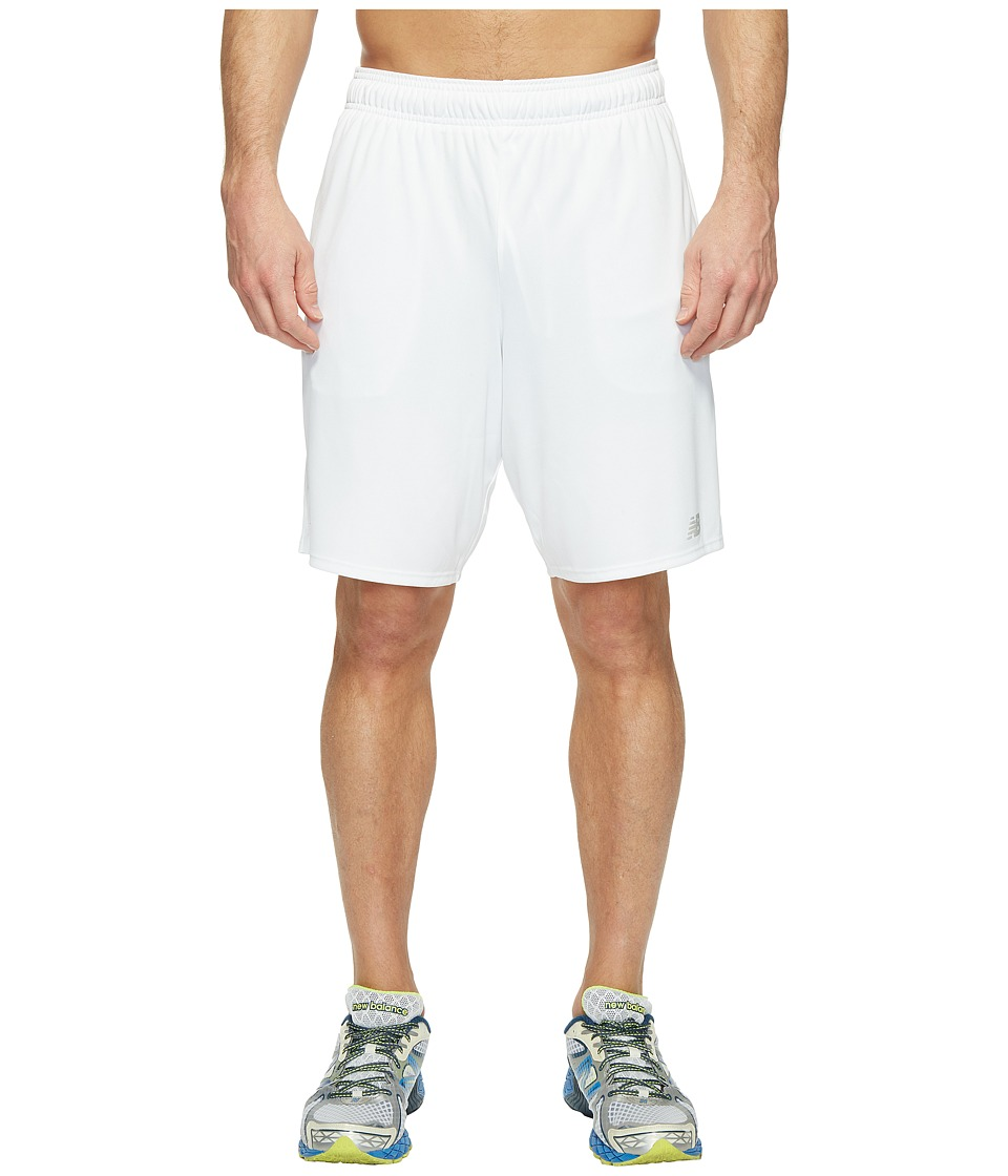 New Balance - Versa Shorts (White) Men's Shorts
