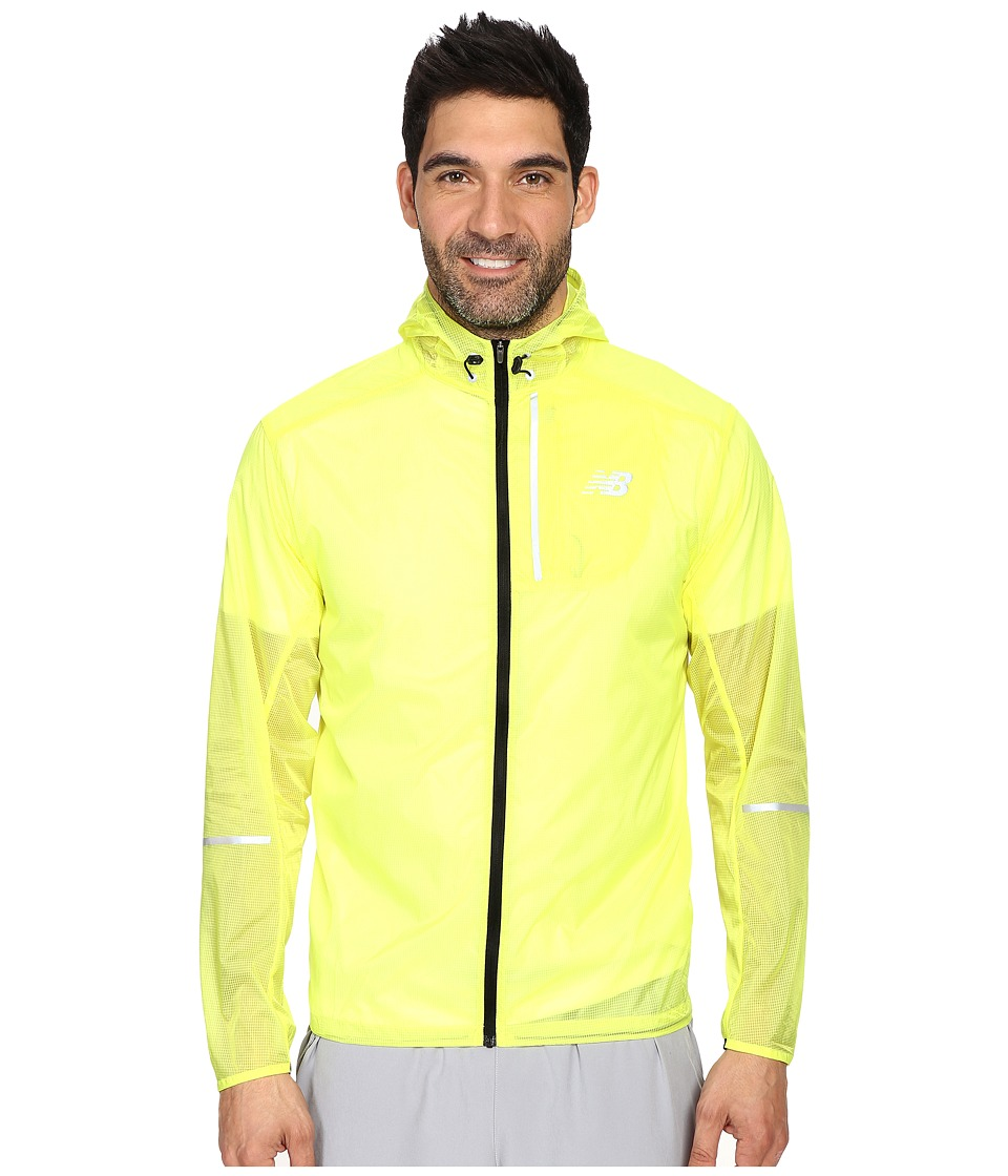 New Balance - Lite Packable Jacket (Firefly) Men's Coat