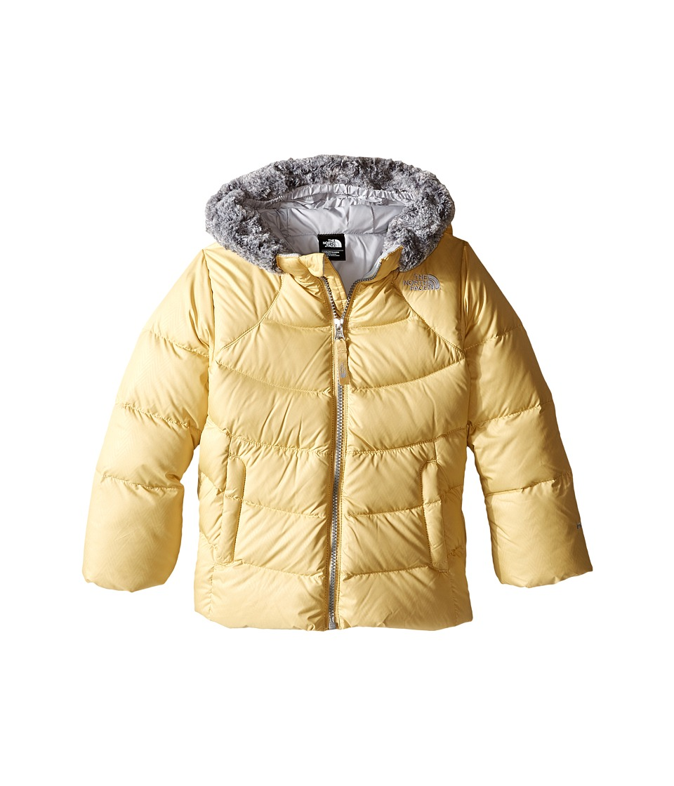 The North Face Kids - Polar Down Parka (Toddler) (Cocoon Yellow) Girl's Coat
