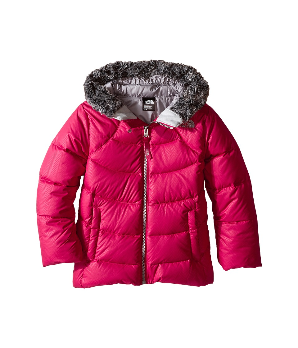 The North Face Kids - Polar Down Parka (Toddler) (Cerise Pink) Girl's Coat