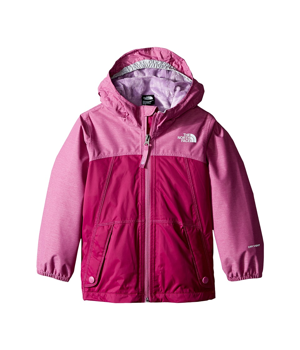 The North Face Kids - Warm Storm Jacket (Toddler) (Roxbury Pink) Girl's Coat