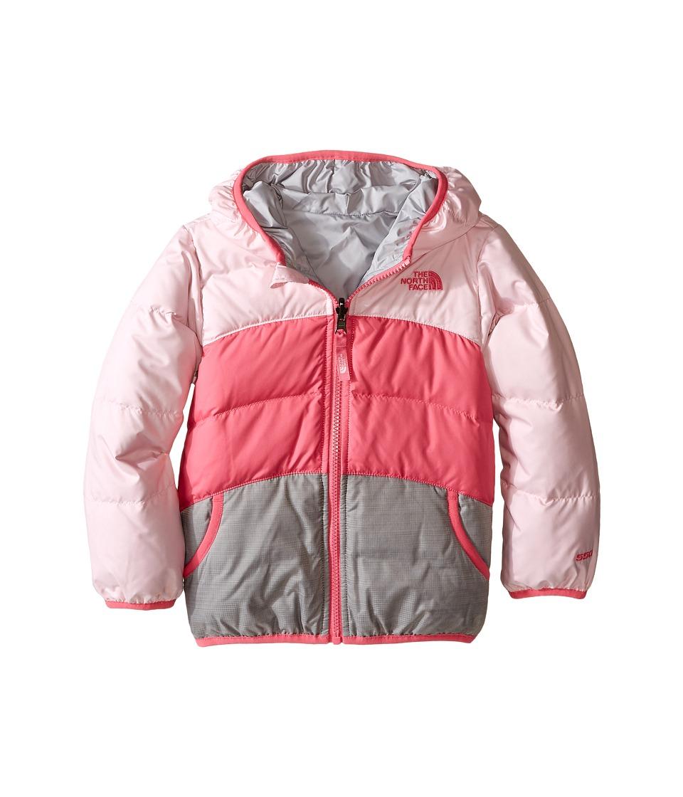 North Face Reversible Moondoggy Jacket (Toddler) (Coy Pin...