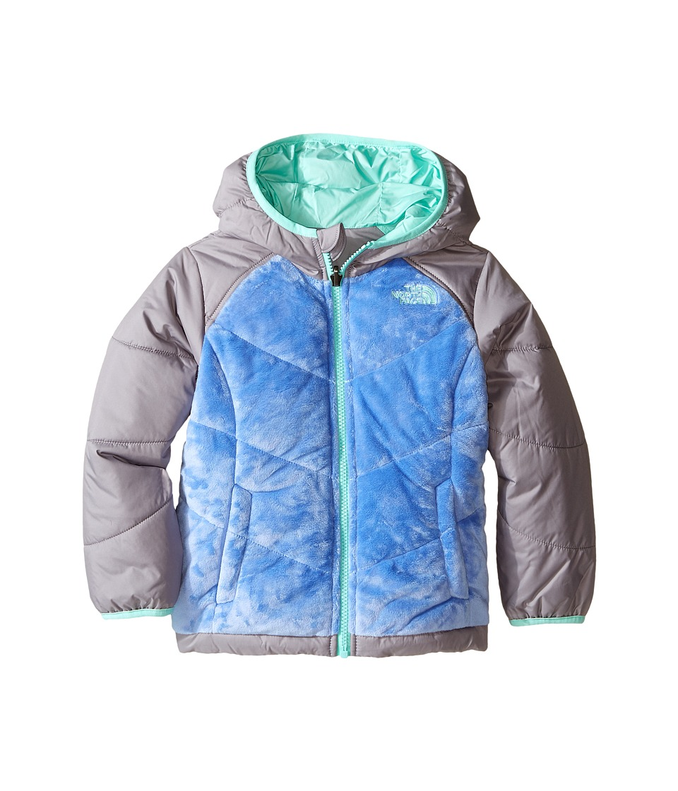 The North Face Kids - Reversible Perseus Jacket (Toddler) (Grapemist Blue) Girl's Coat