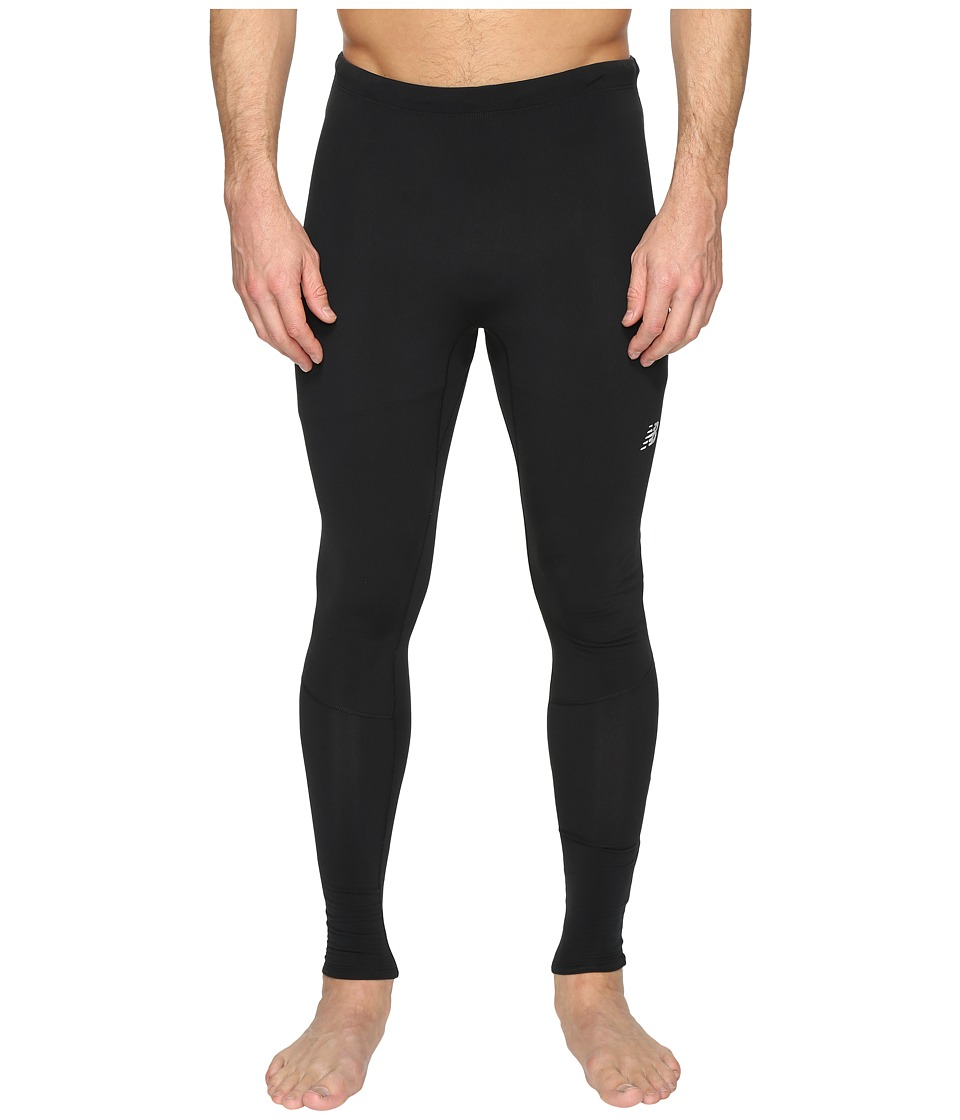 New Balance - NB Heat Tights (Black) Men's Casual Pants