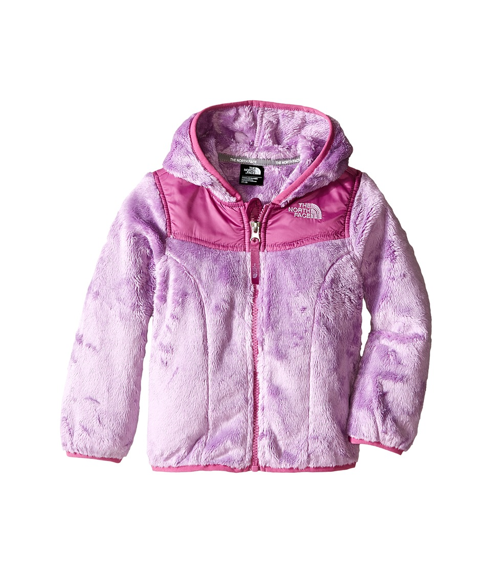 The North Face Kids - Oso Hoodie (Toddler) (Lupine) Girl's Sweatshirt
