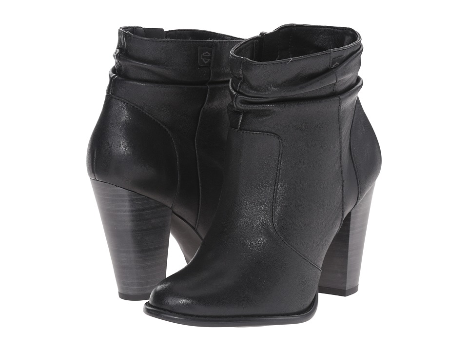 Harley-Davidson Stonebrook (Black) High Heels