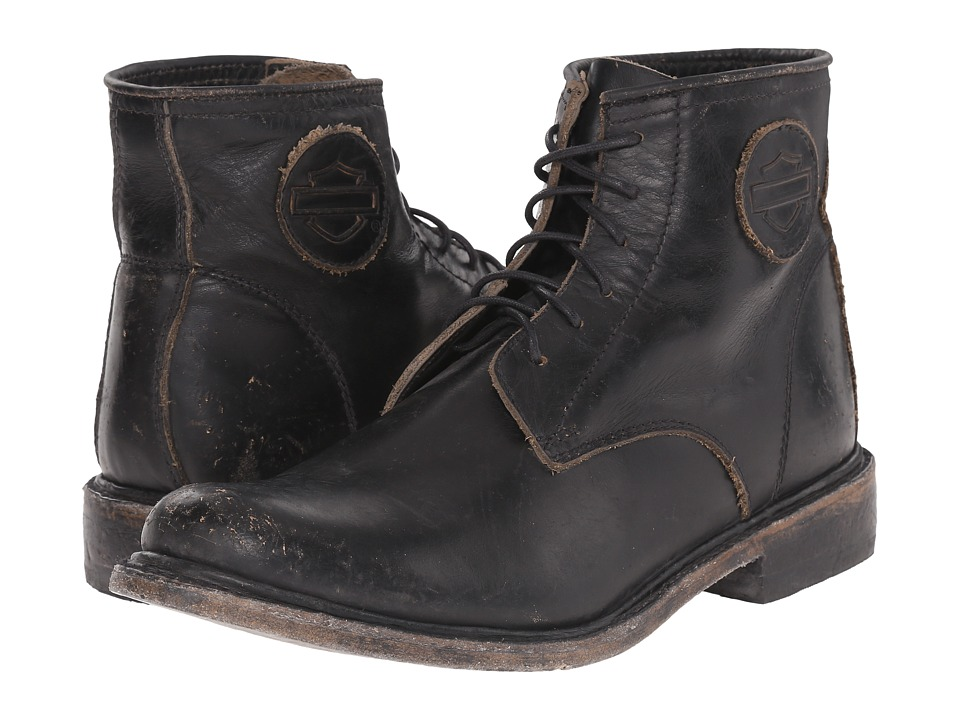 Harley-Davidson - Barrineau (Black) Men's Boots