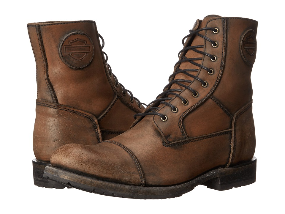 Harley-Davidson - Tallsman (Brown) Men's Boots