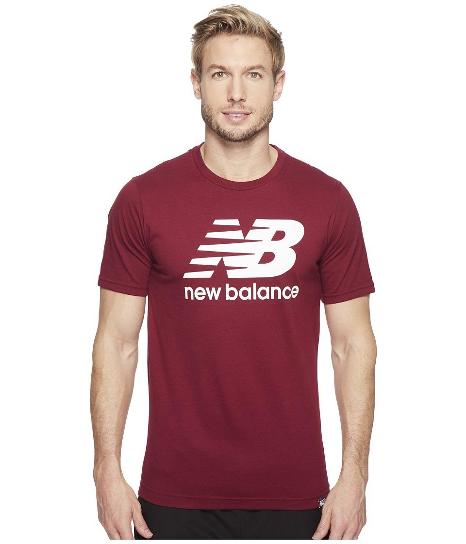 New Balance Classic Short Sleeve Logo Tee (Sedona) Men