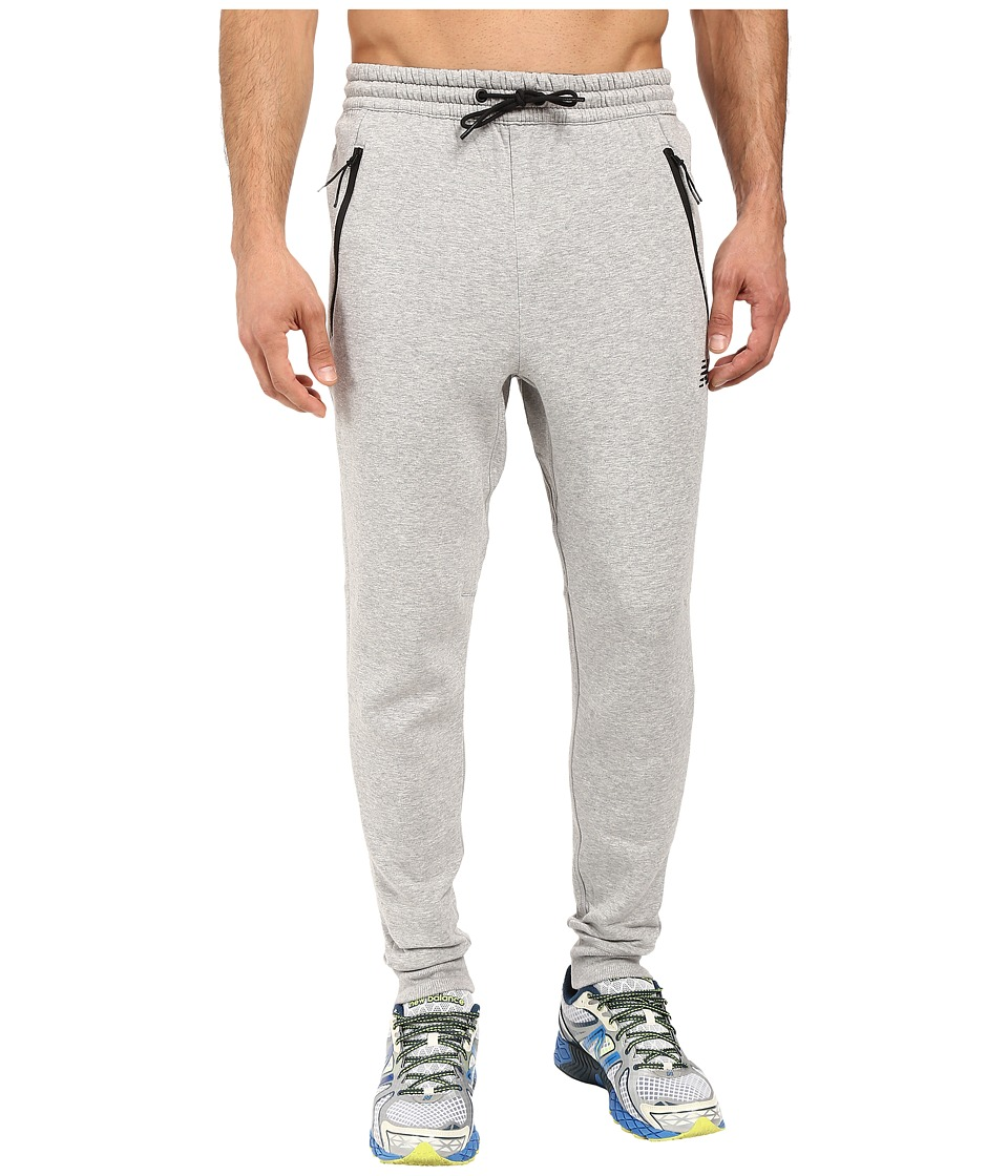 New Balance - Sport Style Pants (Athletic Grey) Men's Casual Pants