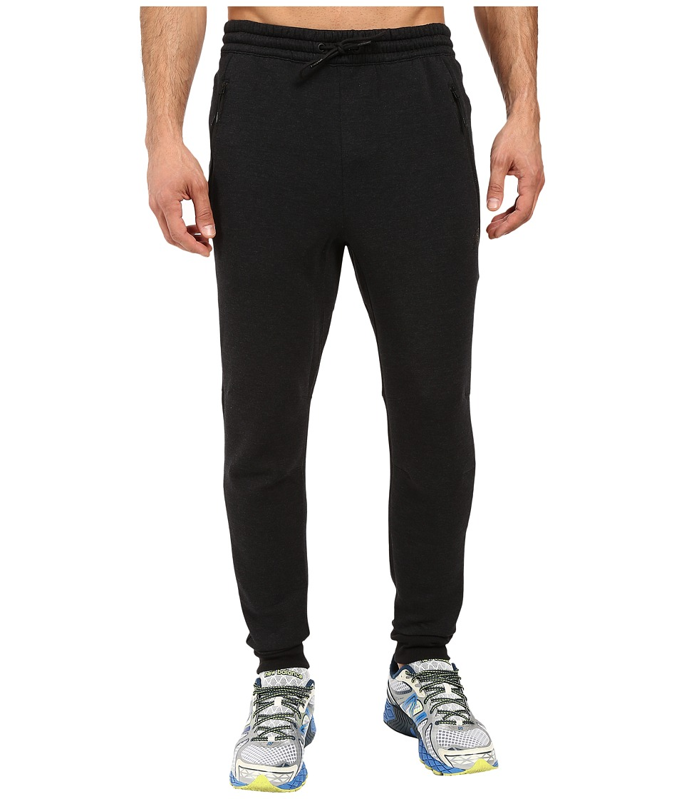 New Balance - Sport Style Pants (Black) Men's Casual Pants