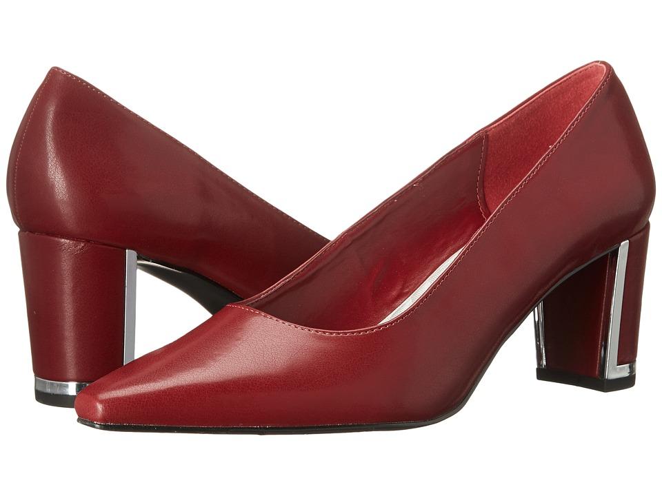 Easy Street - Stellar (Red) High Heels
