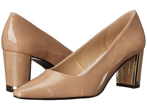 Easy Street - Stellar (Nude Patent) High Heels